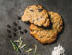 Zucchini Chocolate Chip Cookie